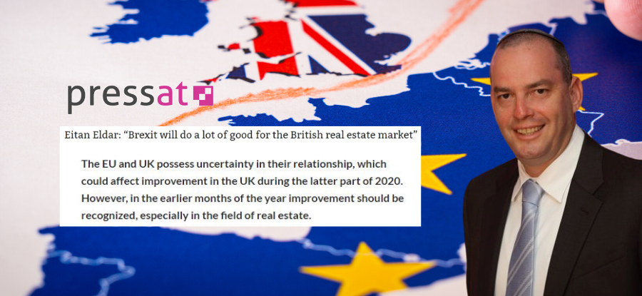 "Eitan Eldar: ""Brexit is Going to Raise Optimism in the UK Markets"""