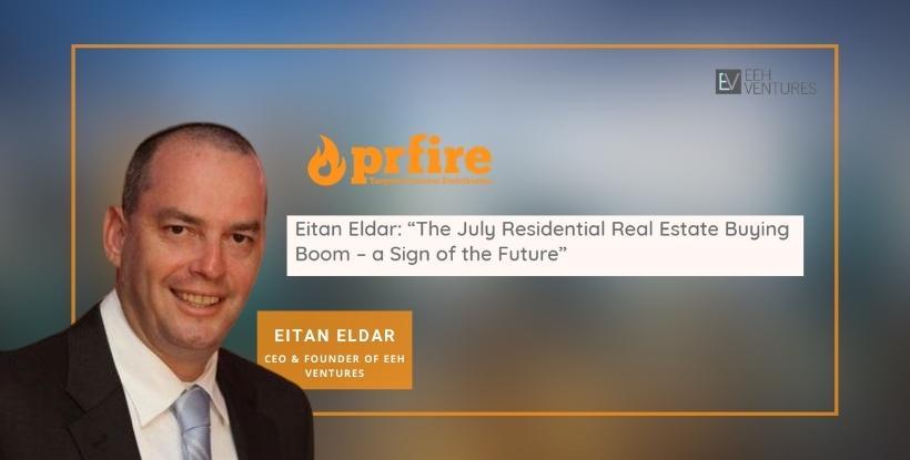 Eitan Eldar: Prfire