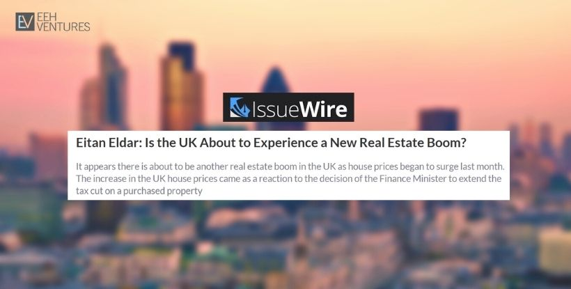 Eitan Eldar - UK Real Estate